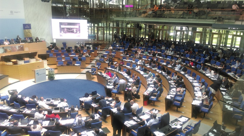WH Committee meeting in Bonn