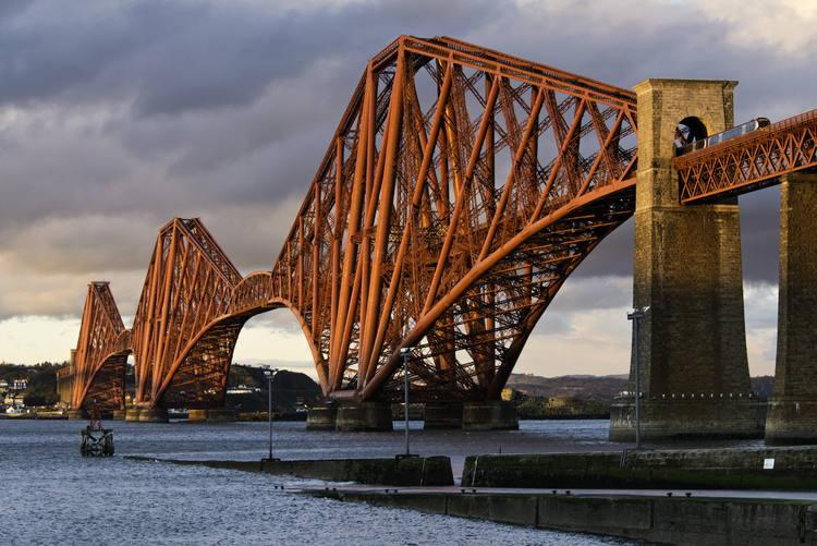 Forth Bridge Copyright Historic Scotland