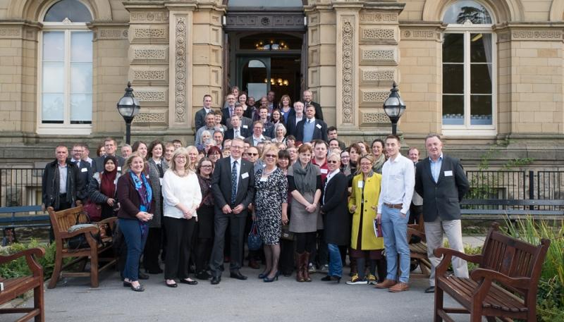 Delegates for the 2015 World Heritage UK conference