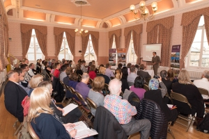 venue for the 2015 World Heritage UK conference