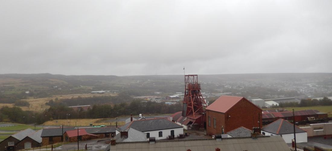 Blaenavon Industrial Landscape, credit Jeremy Segrott