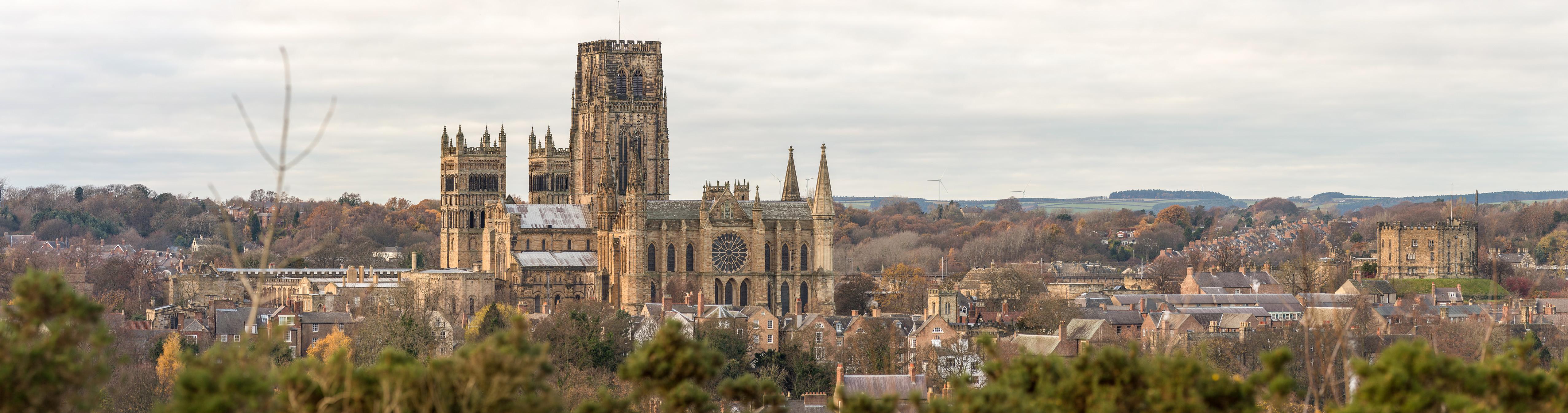 Durham Castle- credit ADTeasdale