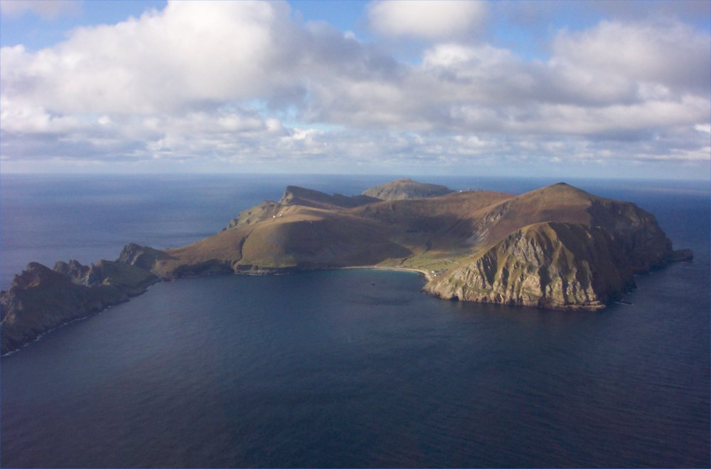 St Kilda - Image from caithness.org