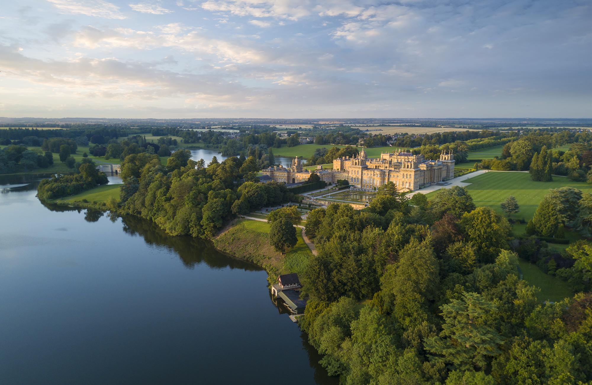 Blenheim Palace 2017