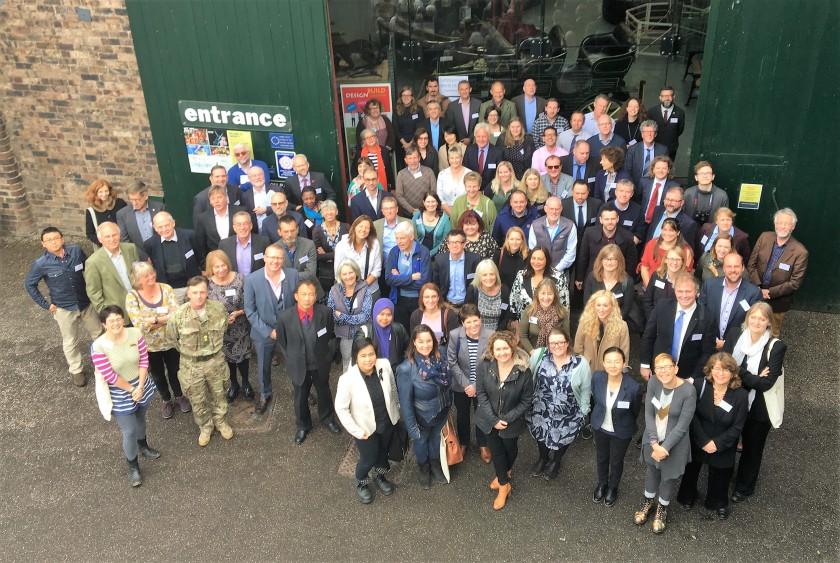 Ironbridge conference