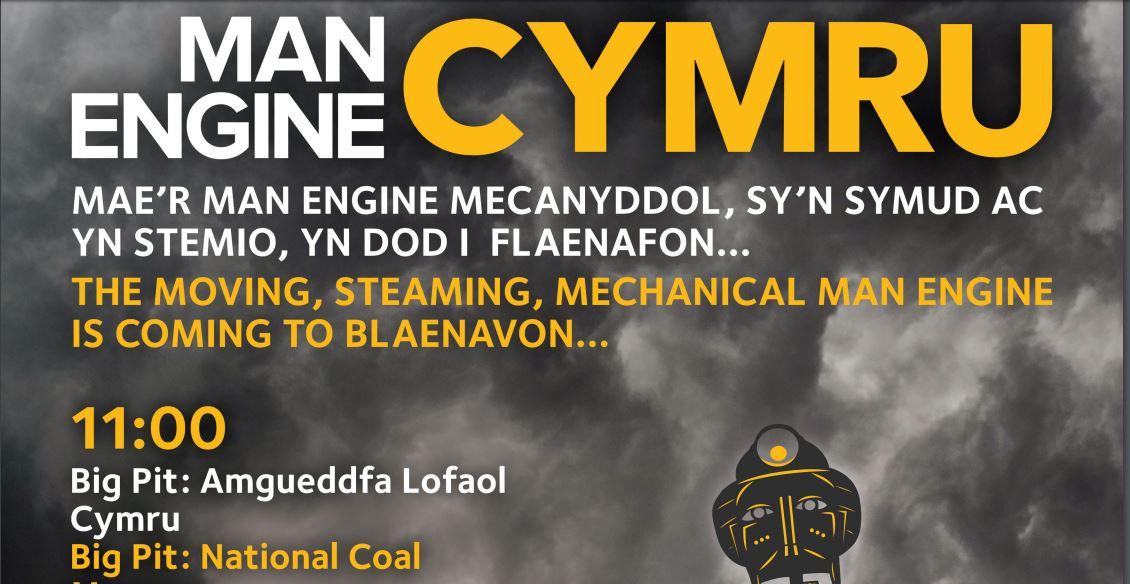 Man Engine Wales