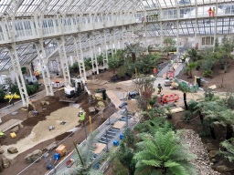 Temperate House restoration