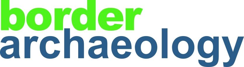 Border Archaeology Logo – Print
