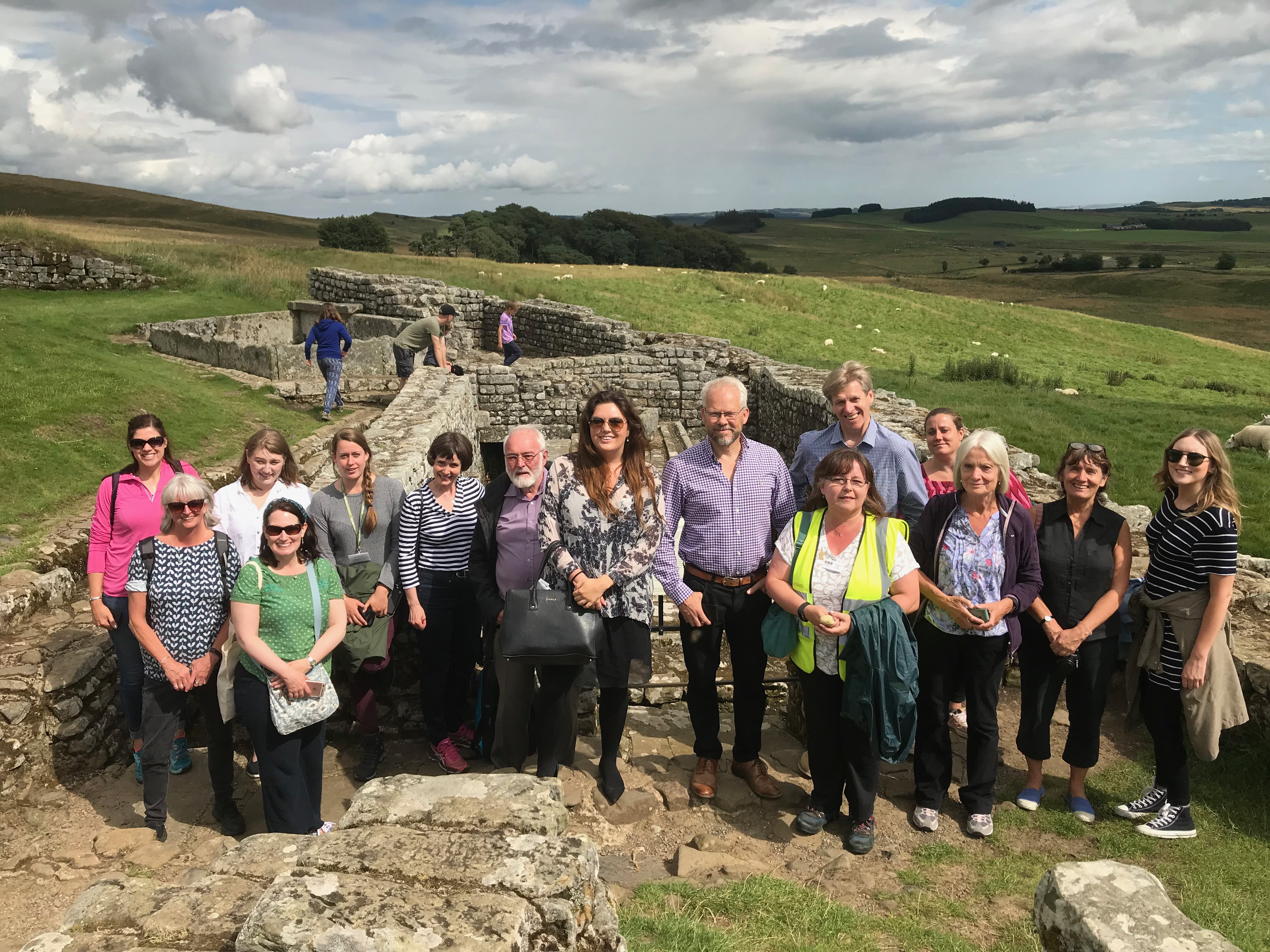 Group Hadrian's Wall
